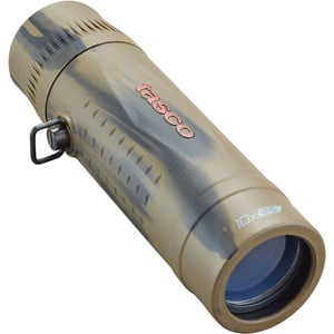 Tasco Monocular Essentials Mono 10x25, Brown Camo
