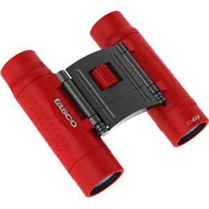 Tasco Binoculars Essentials 10x25 Red
