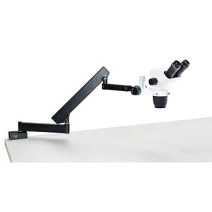 Euromex NZ.1702-A, NexiusZoom EVO, 6,5x to 55x, articulated stand, w.o. illumination, bino