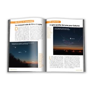 Almanach Amds édition  Le Ciel à l'oeil nu en 2018