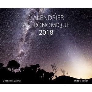 Amds édition  Kalender Astronomique 2018