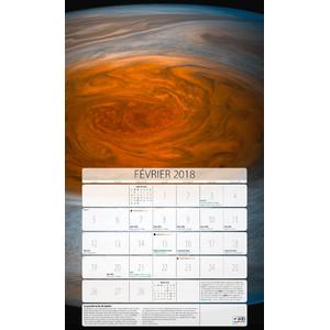Calendrier Amds édition  Astronomique 2018