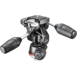 Manfrotto 3-way-panheads MH804-3W