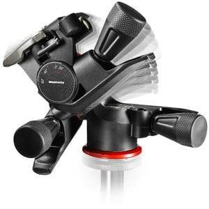 Manfrotto Treppiede- testa a cremagliera MHXPRO-3WG