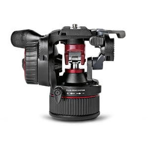 Manfrotto 2-way-panheads MVHN8AH Nitrotech