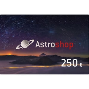 Astroshop.de Gutschein in Höhe von 250 Euro