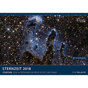 Palazzi Verlag Kalender Sternzeit 2018