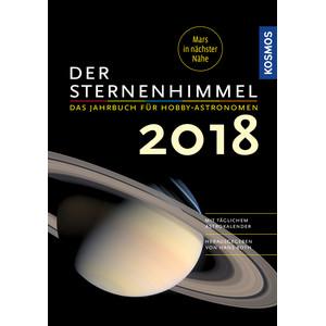 Kosmos Verlag Jahrbuch Der Sternenhimmel 2018