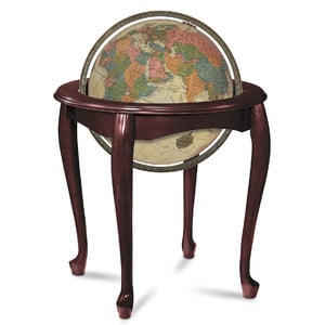 Replogle Globe Queen Anne 40cm