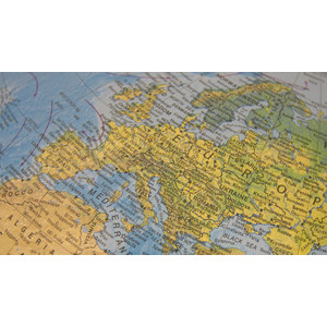 Scanglobe Globus Odessa 30cm