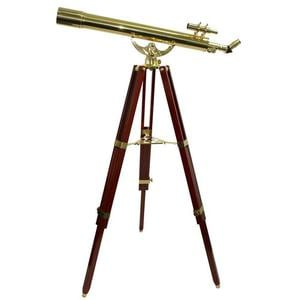 Helios Optics Brass telescope MT 80/900 36x