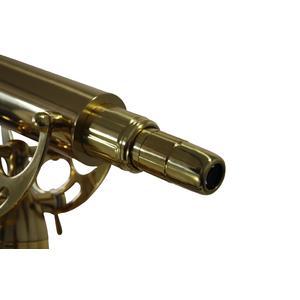 Omegon Telescópio de latão 20-60X60mm