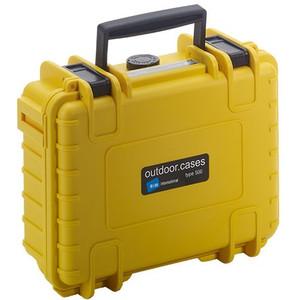 B+W Type 500 giallo/vuoto
