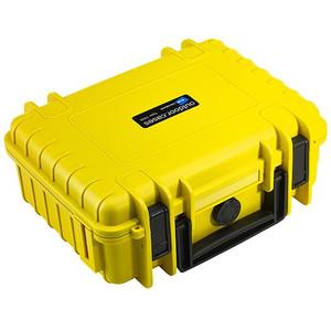 B+W Modelo 1000 amarillo/espuma