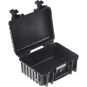 B+W Type 3000 case, black/empty
