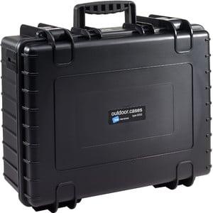 B+W Type 6000 schwarz/Schaumstoff