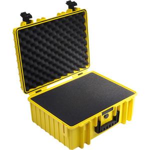 B+W Type 6000 giallo/gommapiuma