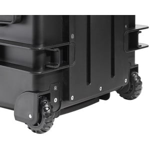 B+W Type 6700 case, black/compartment divisions
