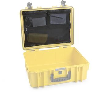 B+W MB mesh pocket for Type 6000 case