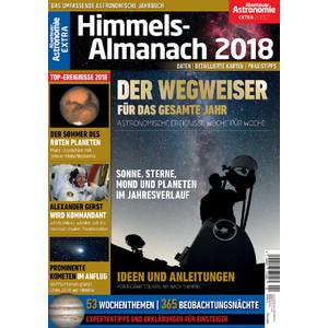Oculum Verlag Jahrbuch Abenteuer Astronomie EXTRA Himmels-Almanach 2018