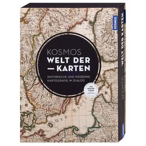 Kosmos Verlag Welt der Karten
