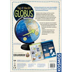 Kosmos Verlag Kinderglobus Tag und Nacht Globus