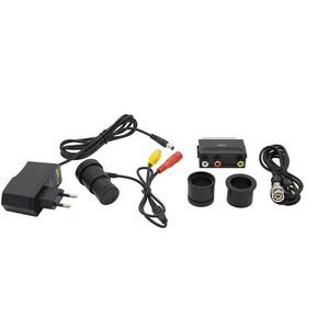 """Optika Fotocamera TV Okularkamera, VC-05, color, CCD, 1/3"""", 420 TV-Lines, PAL"""