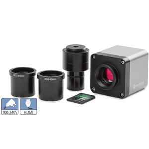 "Euromex Fotocamera HD-Mini, VC.3020, color, CMOS, 1/3"", 1.2 MP, HDMI"