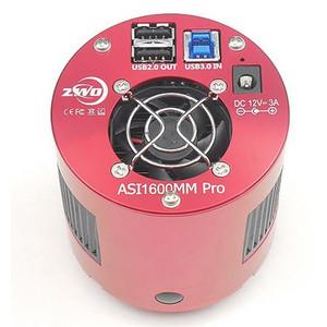 Caméra ZWO ASI 1600 MM Pro Mono