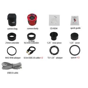ZWO Fotocamera ASI 1600 MM Pro Mono