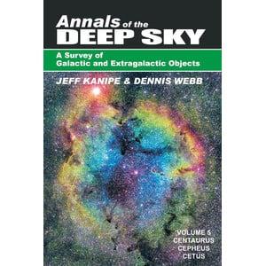 Livre Willmann-Bell Annals of the Deep Sky Volume 5