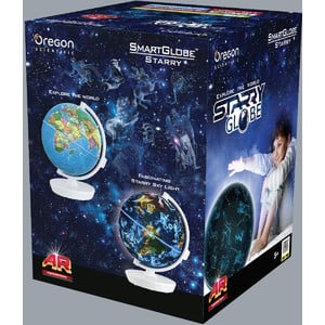 Oregon Scientific Kinderglobus Starry Globe Day&Night Augmented Reality 23cm