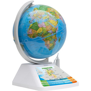 Oregon Scientific Globo terráqueo infantil Smart Globe Adventure 2.0 Augmented Reality 23cm