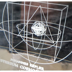 AstroMedia Kepler's glass Cosmographic Mystery