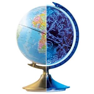 Globe pour enfants Buki Jour et Nuit français 21cm