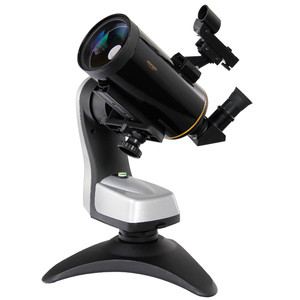 Omegon Maksutov telescope MightyMak 90 AZ Merlin SynScan GoTo