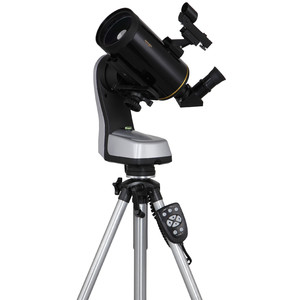 Omegon Maksutov telescope MightyMak 80 AZ Merlin