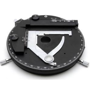 Optika tavolino portaoggetti girevole M-1145, centrabile