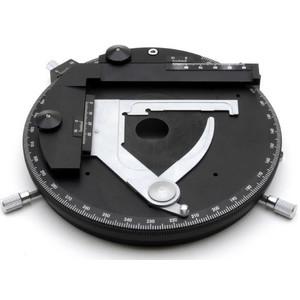 Optika Table en croix pour platine de polarisation M-1145