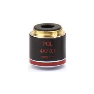 Objectif Optika M-1080, IOS W-PLAN POL  4x/0.10