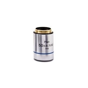 Optika M-1113, IOS LWD W-PLAN MET BD 50X/0.75 microscope objective