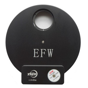 ZWO Motorized filter wheel EFW 7x36mm unmounted