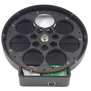 ZWO Rueda de filtros motorizada EFW 7x36 mm sin montura