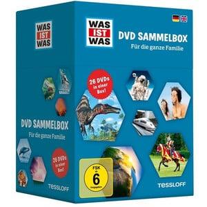 Tessloff-Verlag WAS IST WAS DVD-Sammelbox