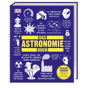 Dorling Kindersley Das Astronomie-Buch