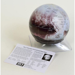 Sky Publishing Mini globe Pluto