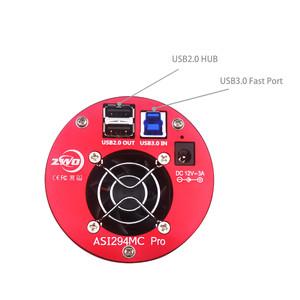 ZWO Fotocamera ASI 294 MC Pro Color