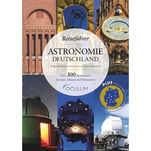 Oculum Verlag Buch Reiseführer Astronomie Deutschland