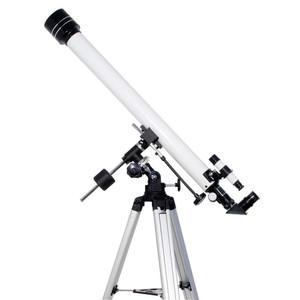 TS Optics Telescopio AC 60/900 Starscope EQ2-1