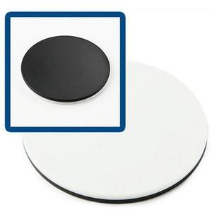 Euromex inserto per tavolino NZ.9956, Ø 95 mm, bianco/nero (Nexius)